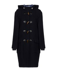 Marc By Marc Jacobs Coats Dark Blue