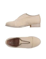 Mally Loafers Ivory