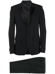 Givenchy Two Piece Smoking Suit Black