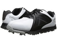 Callaway Xfer Sport White Black Men's Golf Shoes