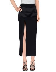 Givenchy Skirts Long Skirts Women Black