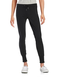 Bench Knit Jogger Pants Jet Black