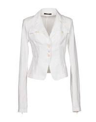 Guess By Marciano Blazers White