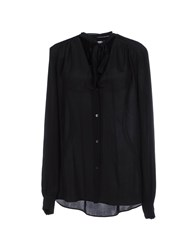 Miu Miu Shirts Shirts Women Black