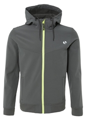 Your Turn Active Soft Shell Jacket Anthracite