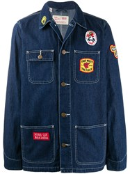 Deus Ex Machina Multi Patch Denim Jacket 60