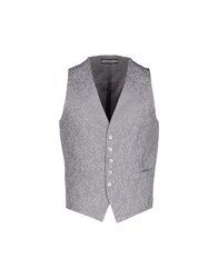 Asfalto Vests Light Grey