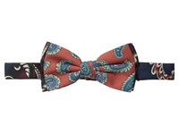 Scotch And Soda Summer Bowtie Multi 1 Ties Blue