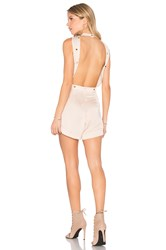 Finders Keepers Maynard Romper Blush