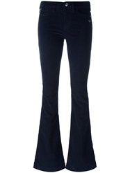 Love Moschino Bootcut Jeans Blue