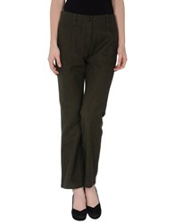 Novemb3r Trousers Formal Trousers Women Brown
