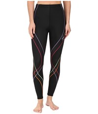 Cw X Pro Tight Black Rainbow Women's Workout
