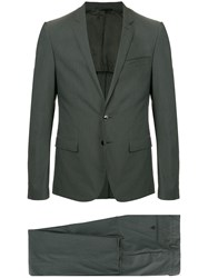 Cnc Costume National Two Piece Formal Suit Grey