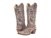 Corral Boots A1241 Brown Black Women's