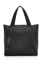 Foley Corinna Cushion Tote Black