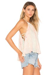 Free People Season In The Sun Tank Top Mint