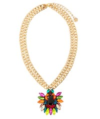 Maiocci Mauka Multicolour Hand Made Necklace
