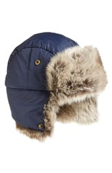 Barbour Women's Faux Fur Trapper Hat