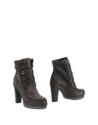 Alberto Guardiani Ankle Boots Lead
