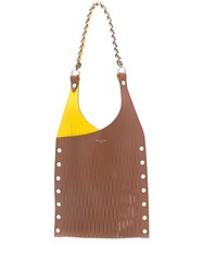 Sonia Rykiel Baltard Hobo Bag Brown