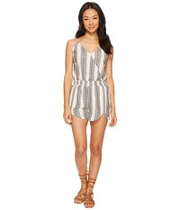 O'neill Orianna Romper Naked Women's Jumpsuit And Rompers One Piece Beige