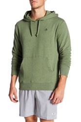 Mr. Swim French Terry Pullover Hoodie Green