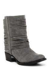 Coconuts By Matisse Chorus Pull On Boot Gray
