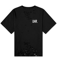 Unravel Project Lax Skate Tee Black