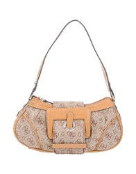 Guess By Marciano Handbags Khaki