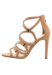 Dorothy Perkins Safari Sandals Brown Beige
