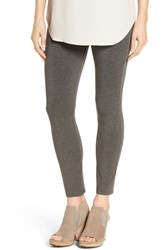 Eileen Fisher Women's Stretch Jersey Ankle Skinny Pants Ash