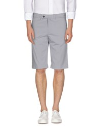 Bramante Trousers Bermuda Shorts Men Light Grey