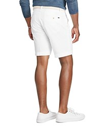 Polo Ralph Lauren Stretch Cotton Classic Fit Chino Shorts White