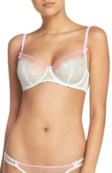 Mimi Holliday Women's Holiday Tilt A Whirl Underwire Demi Bra