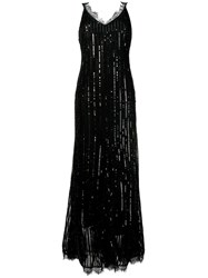 Amen Evening Dress Black