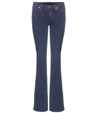 7 For All Mankind The Skinny Bootcut Jeans Blue