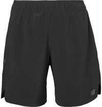 New Balance Impact Shell Shorts Black