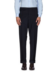 Valentino Trousers Casual Trousers Men Dark Blue