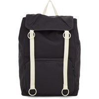 Raf Simons Grey Eastpak Edition Topload Loop Backpack