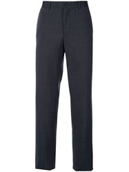 Kent And Curwen Classic Dress Trousers Blue