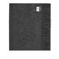 Norse Projects Silas Woven Scarf Grey