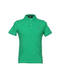 Beverly Hills Polo Club Topwear Shirts Green