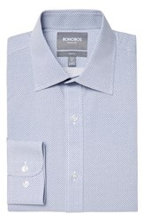 Men's Bonobos Slim Fit Geometric Dress Shirt