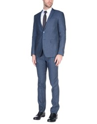 At.P. Co At.P.Co Suits Slate Blue