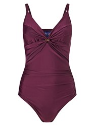 Phase Eight Vanessa Swimsuit Purple