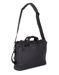 C6 3 In 1 Laptop Bag Rip Stop Black