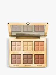 Too Faced Cocoa Contour Contouring And Highlighting Palette Multi