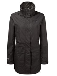 Craghoppers Madigan Iii Long Waterproof Jacket Black