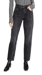 Anine Bing Kate Jeans Charcoal