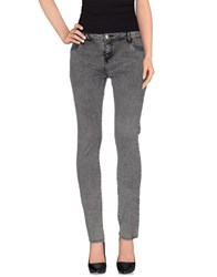 Each X Other Denim Denim Trousers Women Grey